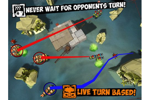 TurtleStrike Offers Ridiculous Weaponry, Turn-Based ...