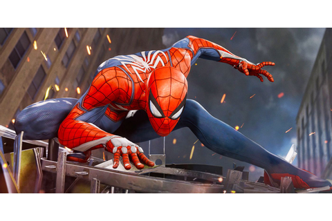 Spider-Man PS4 Gets His Selfie On in Photo Mode Trailer | CBR