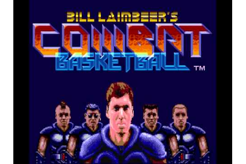Bill Laimbeer's Combat Basketball Music_Division 3 Game ...