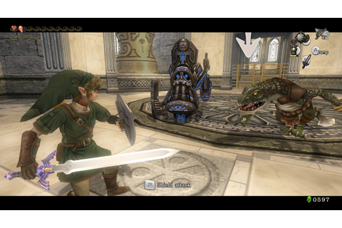 The Stock Pot Inn: The Legend of Zelda: Twilight Princess ...