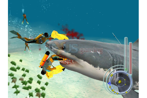 Jaws unleashed - PC, PS2, Xbox - Xbox - Feature - HEXUS.net
