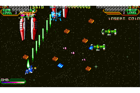 Mars Matrix: Hyper Solid Shooting (USA 000412) ROM ...