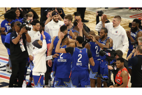NBA All-Star Game 2020: Anthony Davis nails game-winning ...