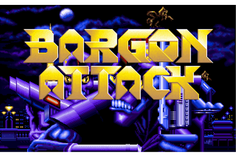 Download Bargon Attack - My Abandonware