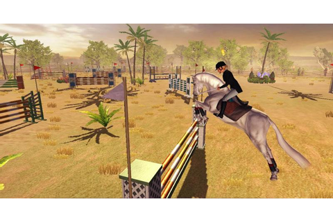Social Horse Games - Play Horse Games - Free Online Horse ...