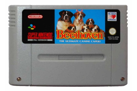 Buy Beethoven: The Ultimate Canine Caper SNES Australia