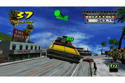 Crazy Taxi 1 Setup Free Download - Ocean Of Games