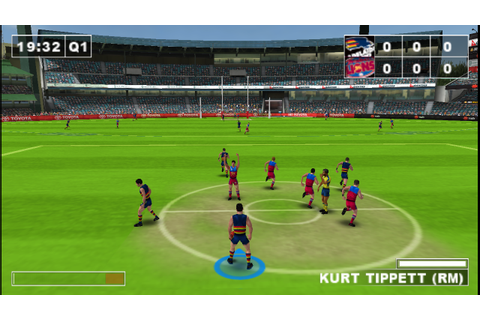 AFL Challenge (Europe) PSP ISO Free Download - Free ...
