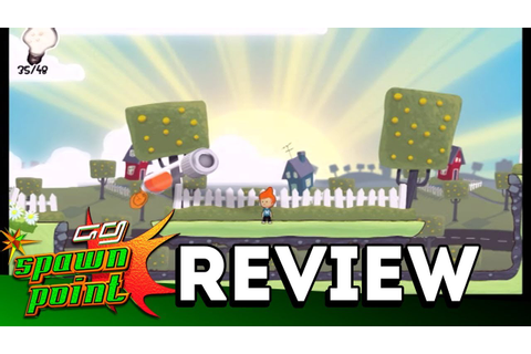 Max and the Magic Marker | Game Review - YouTube