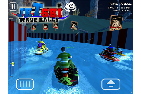 App Shopper: Jet Ski Wave Rally - Top 3D Racing Game (Games)