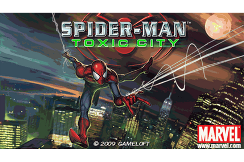 Spider-Man: Toxic City - Wikipedia