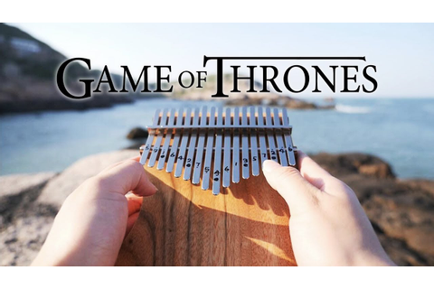 Game of Thrones Theme on kalimba - YouTube