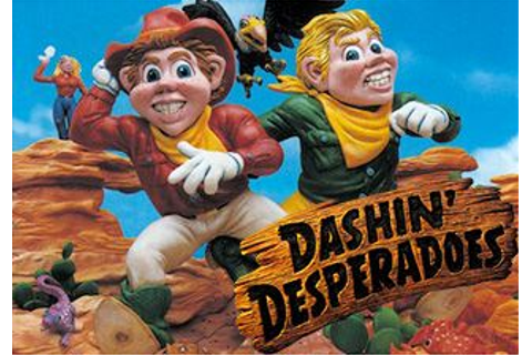 Dashin' desperadoes - Symbian game. Dashin' desperadoes ...
