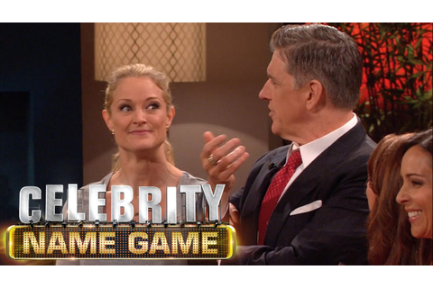 How Else Do You Describe Nuts? - Celebrity Name Game - YouTube