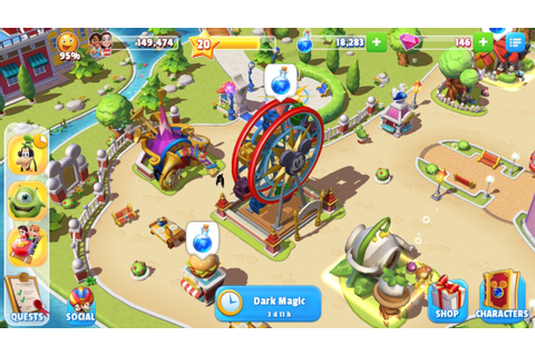 'Disney Magic Kingdoms' Guide – Tips to Build Without ...