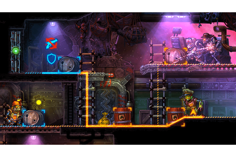 SteamWorld Heist on PS Vita | Official PlayStation™Store US