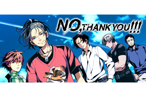 Save 50% on NO, THANK YOU!!! on Steam