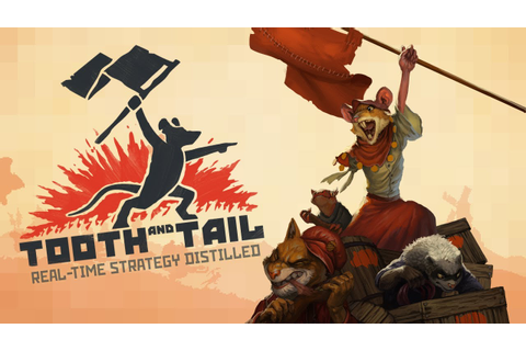 Tooth And Tail - Cinematic Trailer - YouTube