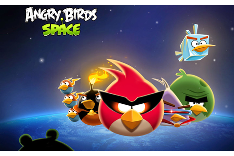 Download Gratis Game Angry Birds Space | NewTop-Game ...