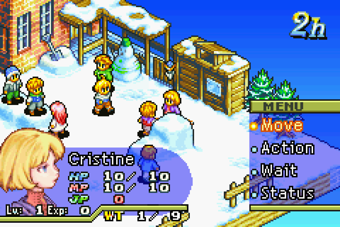 Final Fantasy Tactics Advance Game Download | GameFabrique