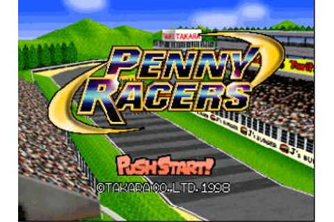 Penny Racers Nintendo 64 Game
