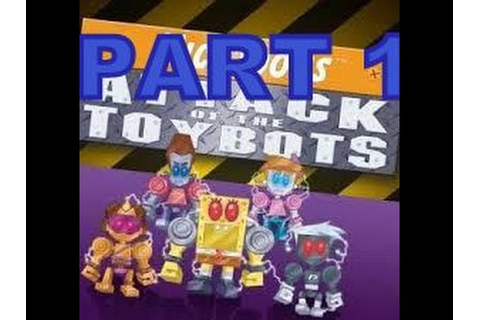 Nicktoons: Attack of the Toybots GBA) Walkthrough Part 1 ...