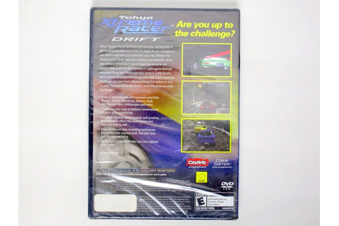 Tokyo Xtreme Racer Drift game for Sony PlayStation 2 | The ...