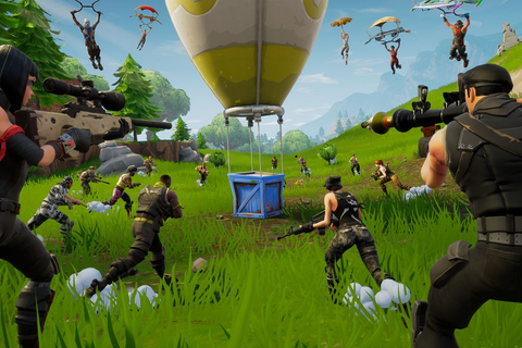 Calling Fortnite a battle royale game misses the point ...