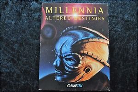 Millennia Altered Destinies Big Box Pc Game | eBay