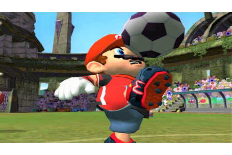 Mario Football GameCube Gameplay HD - YouTube