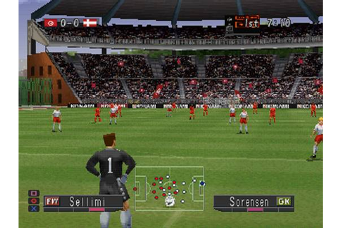 لعبة World Soccer Winning Eleven 2002 - اكوام