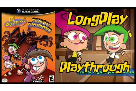 The Fairly OddParents: Shadow Showdown - Longplay Full ...