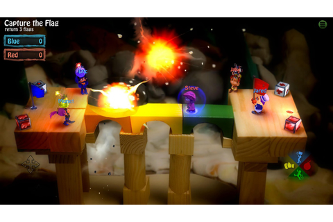 Bombsquad Brings Explosive 8-person Multiplayer Action to ...