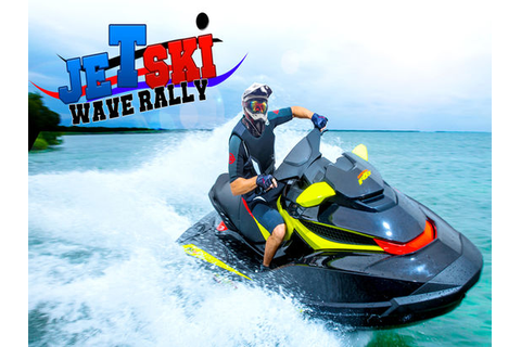 Jet Ski Wave Rally - Free Water Stunt Racing Game - AppRecs