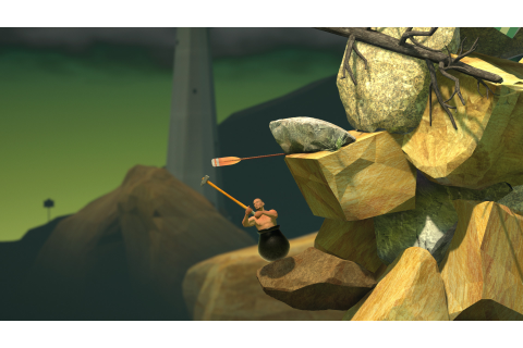 Getting Over It with Bennett Foddy is out on Steam | The ...