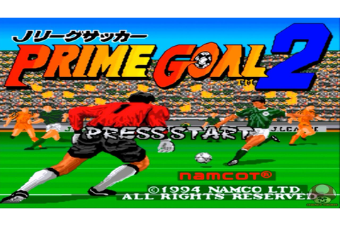 J League Soccer Prime Goal 2 (Super Famicom): Intro & auto ...