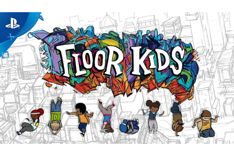 Floor Kids is a Fresh Breakdance Game Coming to PS4 ...