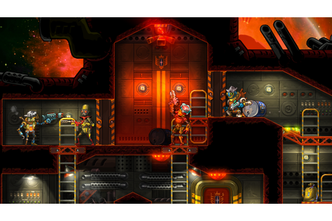 Save 50% on SteamWorld Heist on Steam