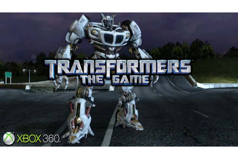 Transformers: The Game - Xbox 360 / Ps3 Gameplay (2007 ...