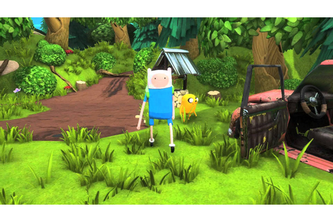 Baixar Game - Adventure Time Finn and Jake Investigations ...