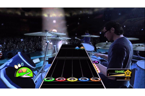 Guitar Hero Van Halen Full Game FC - YouTube