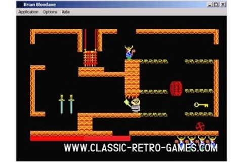 Free Windows Game Remakes of ZX Spectrum games - Classic ...