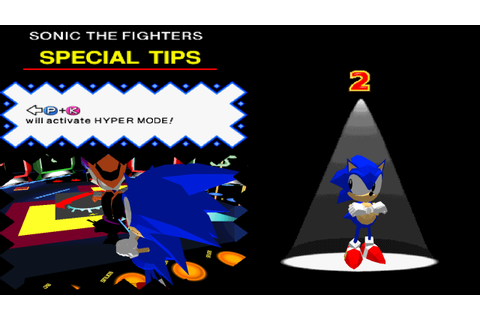 Sonic the Fighters | Game Over Dex Wiki | FANDOM powered ...