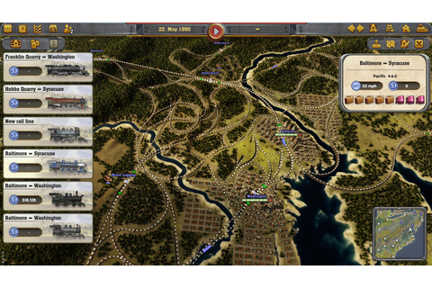 Railway Empire - FREE DOWNLOAD | CRACKED-GAMES.ORG