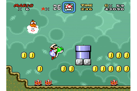 1991's Super Mario World Is the Best Wii U Game Yet | WIRED