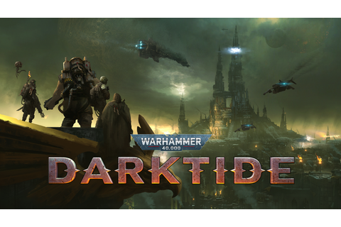 Warhammer 40,000: Darktide Video Game Announced ...
