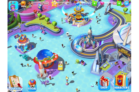 Disney Magic Kingdoms – Games for Android 2018 – Free ...