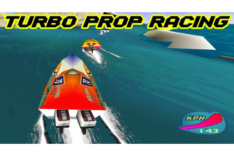 Turbo Prop Racing ( Rapid Racer ) - Gameplay Moments PS1 ...