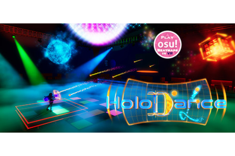 Holodance on Steam