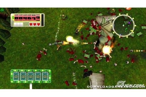 Cash Guns Chaos on Qwant Games